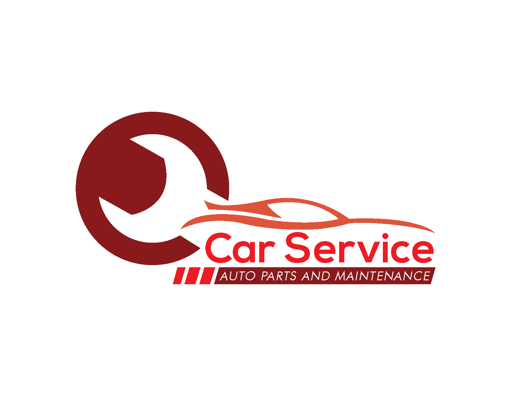Car Service Logo Design by LogoSkill