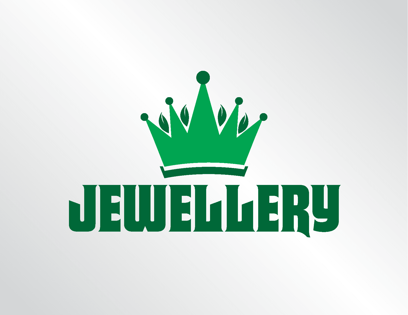 Affordable Jewelry Logo Design Service by LogoSkill